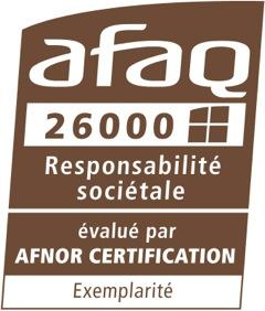logo AFAQ 26000