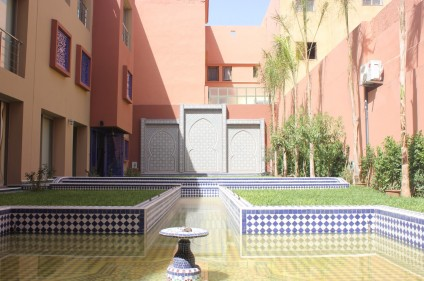photo de notre agence de Marrakech