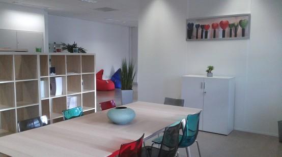 photo de l'intérieur de nos locaux de Grenoble