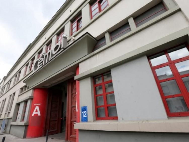photo de l'extérieur de l'agence de Grenoble
