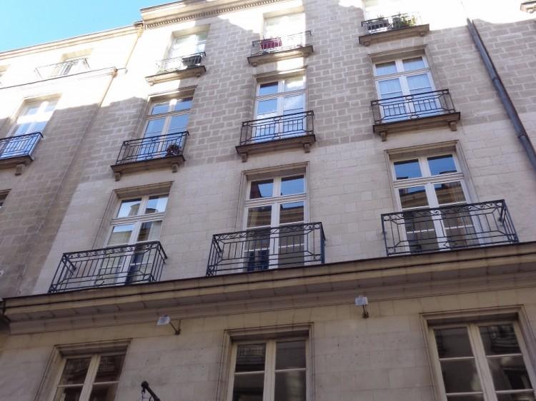photo de l'extérieur de l'agence de Nantes